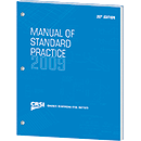 Manual of Standard Practice, Soft Cover